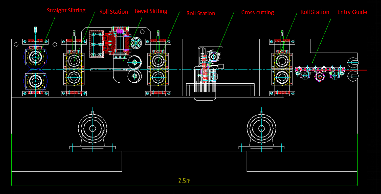 Sheet Bevel Cutting Machine - Buy Roll Forming Machine ...